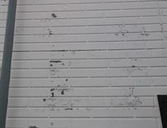 外壁の塗装がはがれている イメージ画像