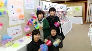 文化祭にてエコタワシ!