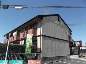 外壁塗装 Nアパート様 完工!!