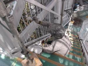 塗装工事 愛知県 Mパーク その2
