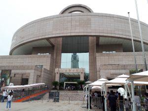 上海博物館見学
