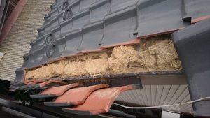 屋根 雨漏れ 台風被害