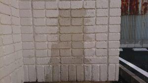 壁の補修💦