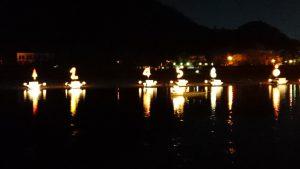 長良川でのイベント💦