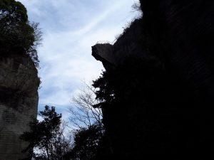 鋸山と笠森観音