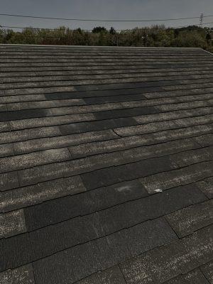 岐阜市 屋根塗装 修理