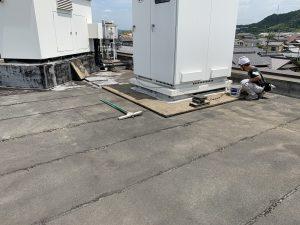 雨漏れ改修工事 屋根 防水