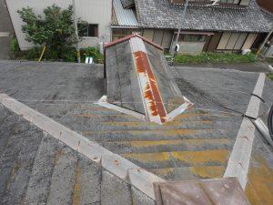 屋根塗装工事完了♪