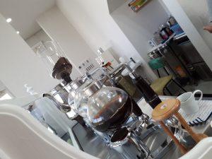 カフェ・オープン