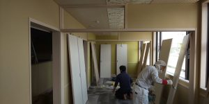 新築  店舗工事